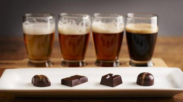 Birra e cioccolato: l'abbinamento che fa tendenza nella Pasqua 2020!