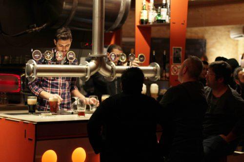 La Ribalta: la birra sotto gli occhi!