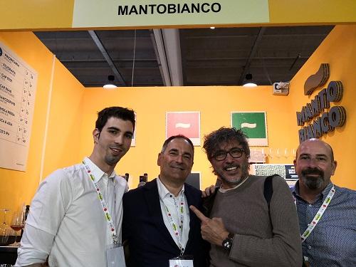 Una scampagnata in Veneto alla bevuta di Manto Bianco!