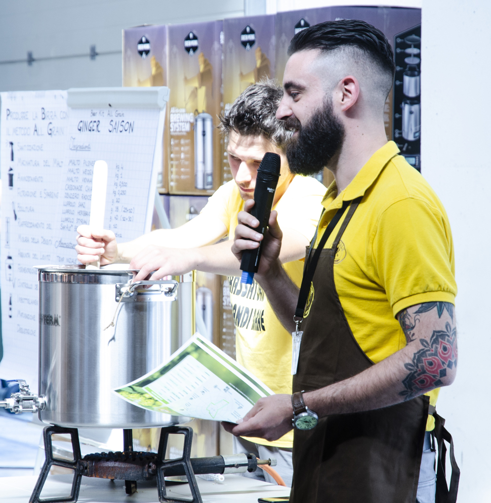 A casa di Mr. Malt per un Brewing Lab senza frontiere