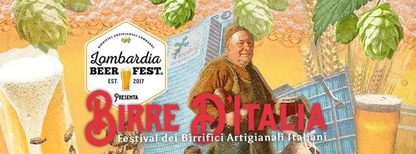 A Milano arrivano le Birre d'Italia!