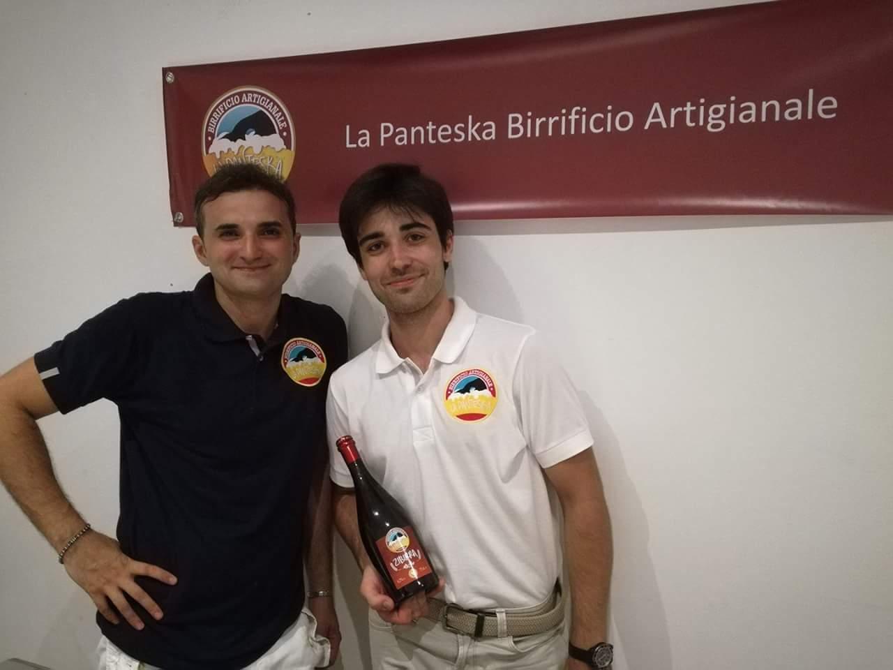 La Panteska: il birrificio artigianale più a Sud d'Italia!