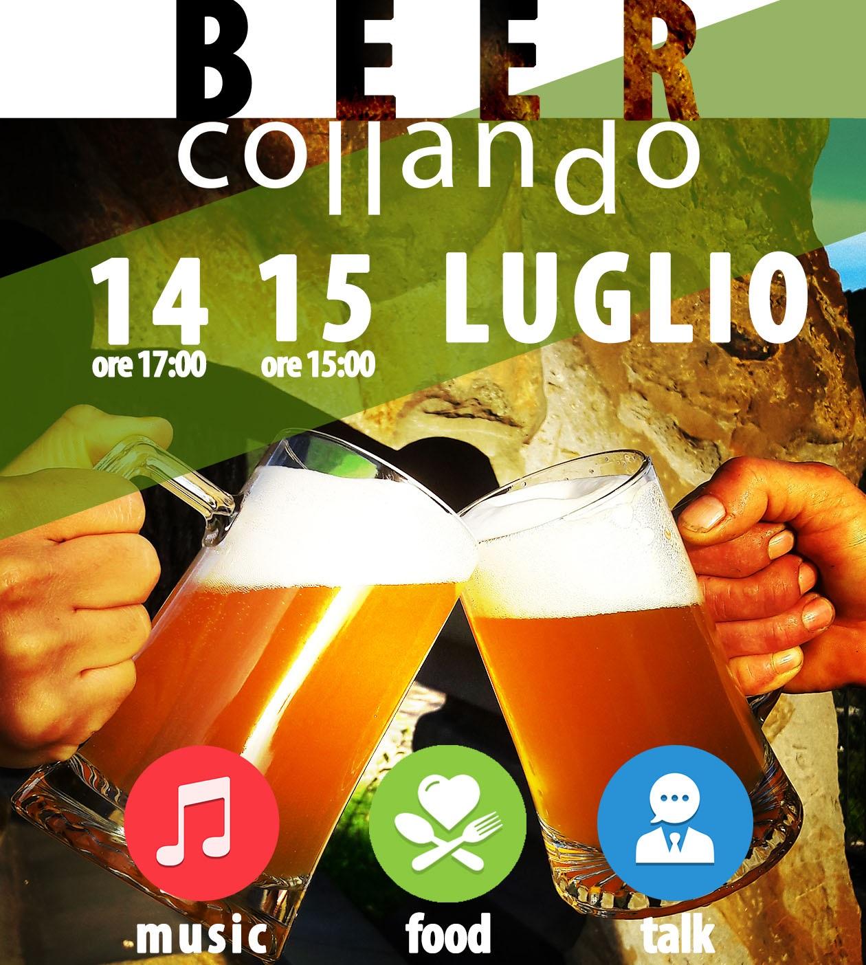 Beercollando: due giorni all'insegna della Birra, tra i vicoli medioevali di Casacastalda!