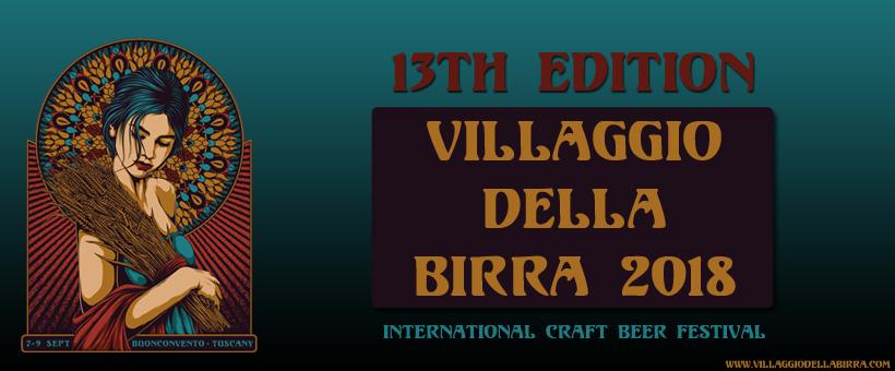 Villaggio della Birra: tredici anni di festival  di birra artigianale nella campagna toscana!