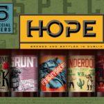 Prosegue il viaggio dei mastri birrai: arriva in Italia Hope Beer