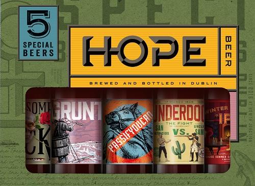Hope Beer: il birrificio dublinese si svela in Italia in esclusiva da Beergate!