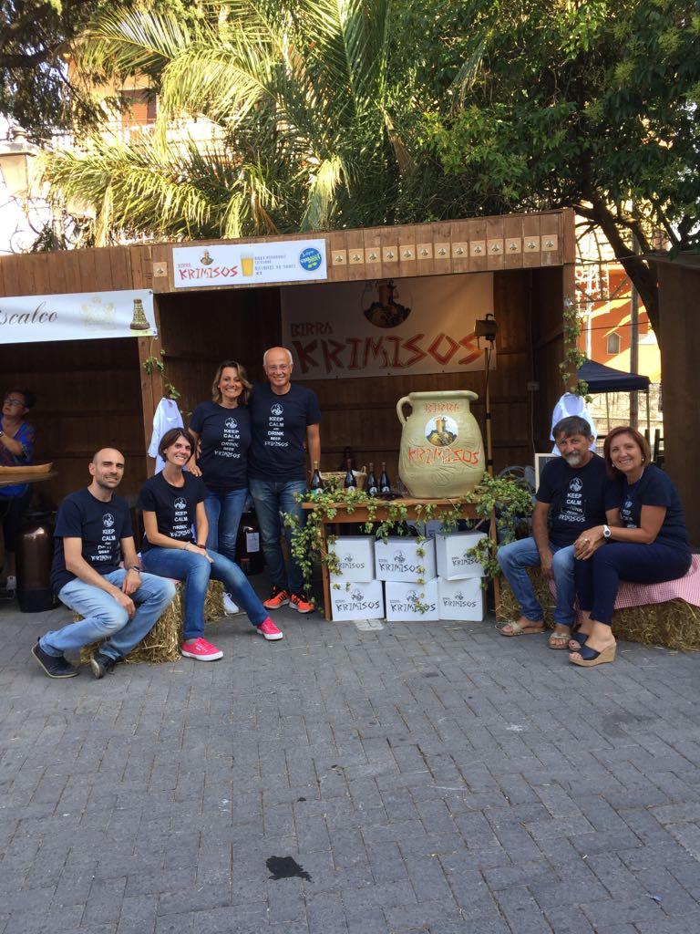Birra Krimisos: dal cuore del Sud una beer-firm pronta a diventare birrificio!