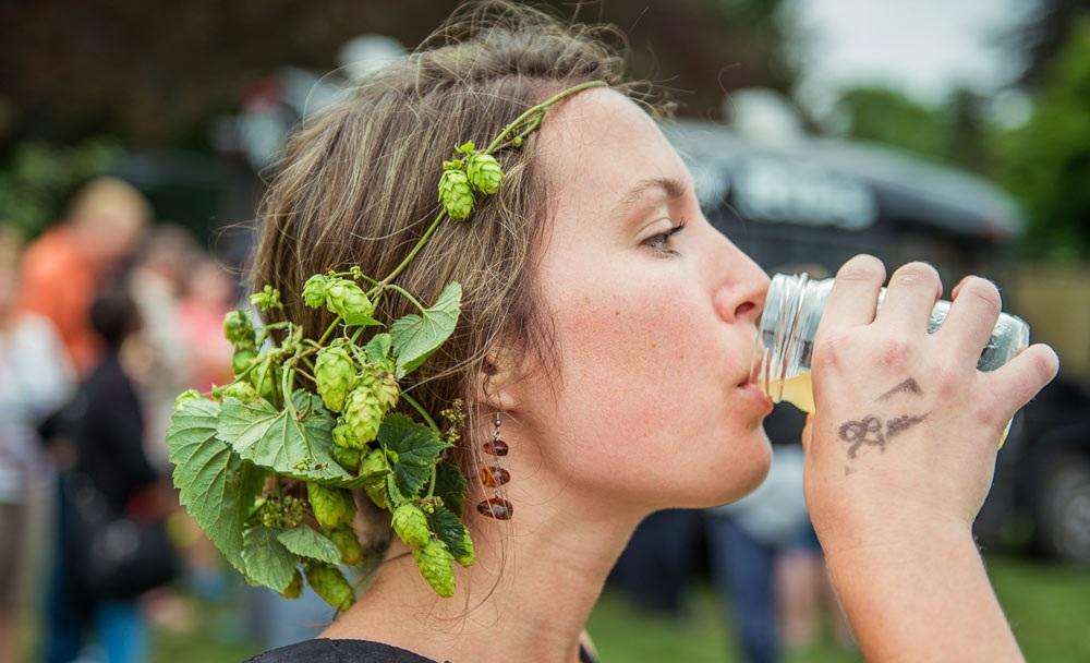 Il 70% delle donne italiane consuma birra!