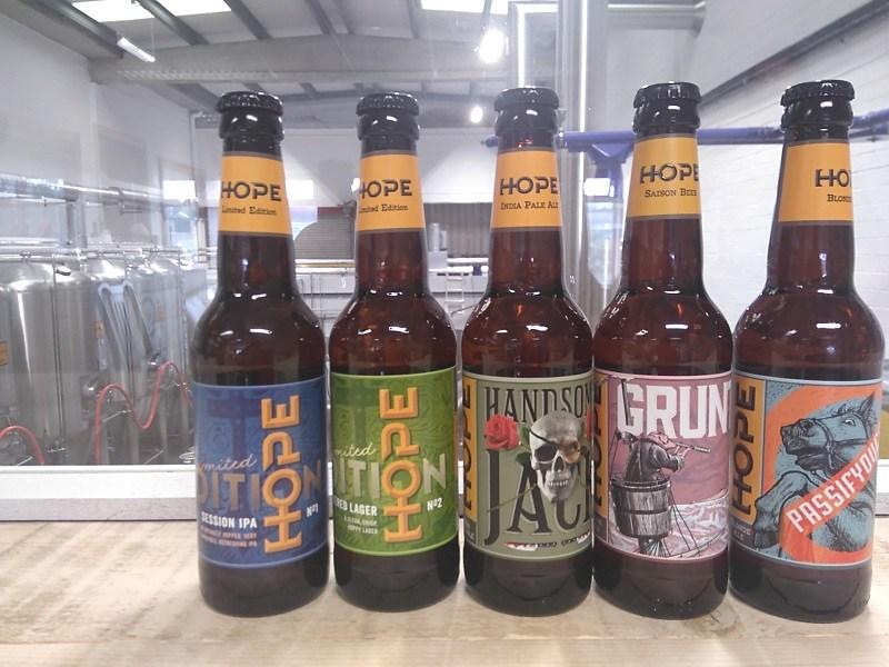 Arriva in Italia Hope Beer: i dettagli delle serate