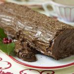 Bûche de Noël alla birra: il dolce francese più buono del Natale