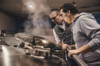 Macchine ed impianti della birra: il tino di bollitura