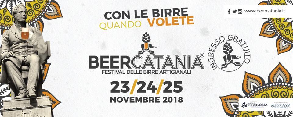 BeerCatania: nel WE il festival della birra artigianale