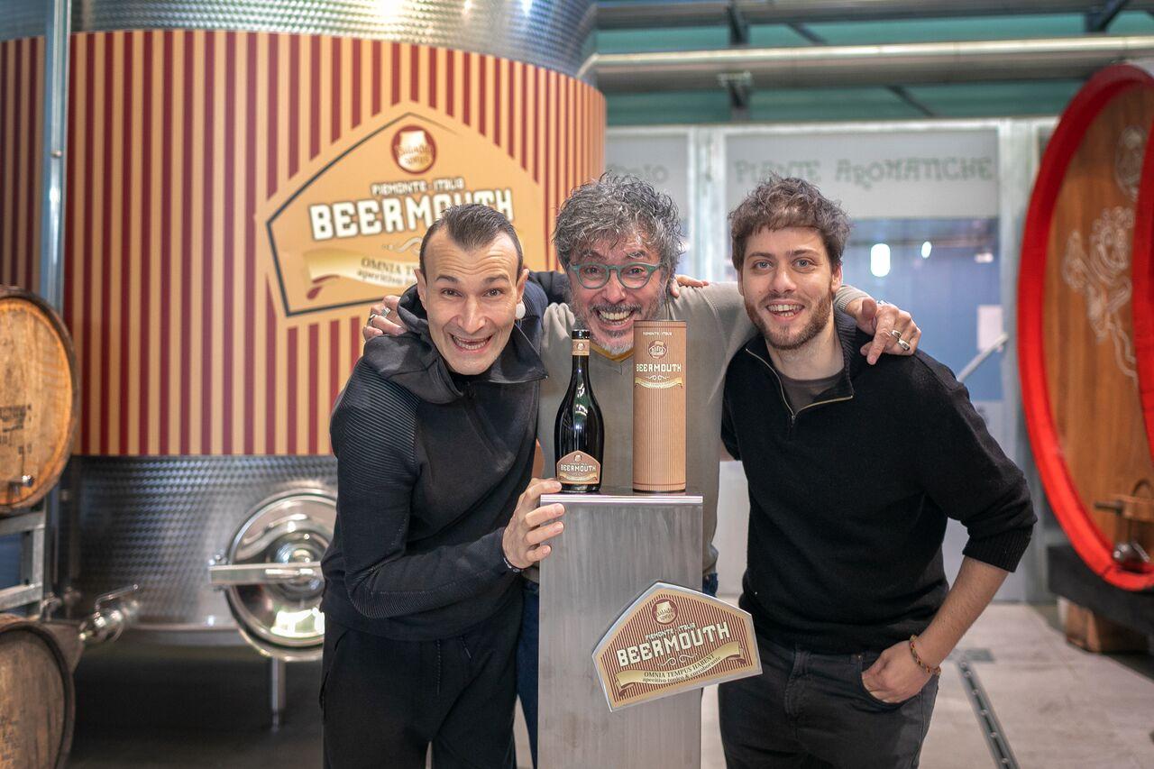 Tutta l'alchimia del Piemonte in un solo Teku: il Beermouth Baladin tra innovazione e tradizione! Parola a Teo