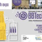 BBTech Expo: tutta la tecnologia della birra esposta a Beer Attraction 2019