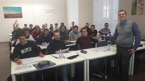 Entrate nel vivo le lezioni del Corso biennale Mastro birraio di Torino: sbirciamo in aula!