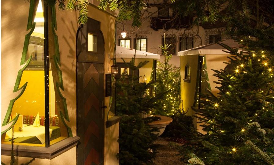 La Foresta Natalizia accoglie le festività nel braugarten di Birra Forst!