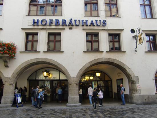 Hofbräuhaus: un trait d'union tra Monaco e Genova!