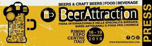 Qualche anticipazione su Beer Attraction 2019!