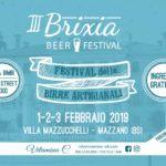 Nel WE l'appuntamento al Brixia Beer Festival!