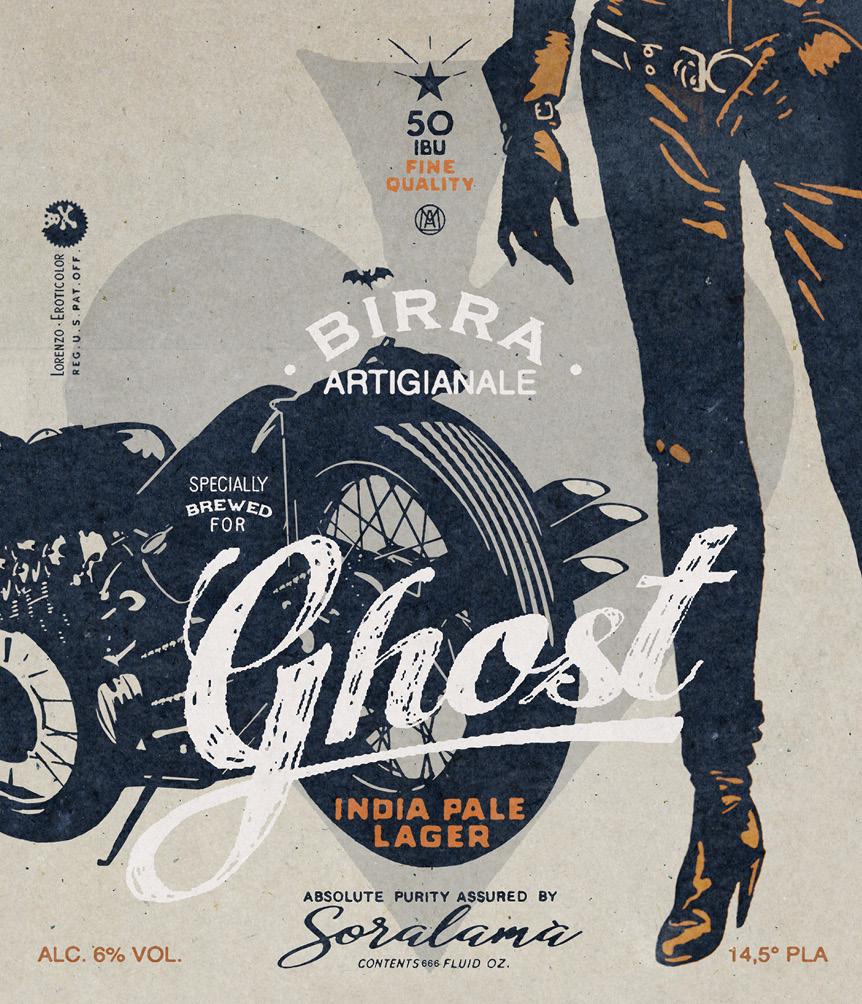 La birra artigianale è cultura: la Ghost di Soralama' sostiene la fotografia d'autore!