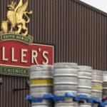 Fuller's cede ad Asahi il business della birra! Resta solo con pub e hotel!