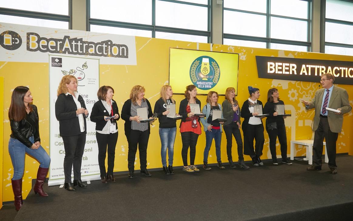 Premio Le Donne della Birra: le premiate al B.A. 2019!