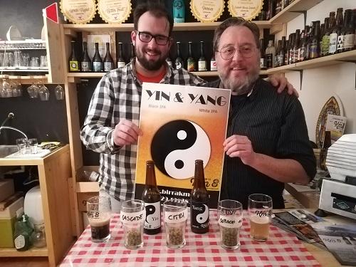 Una visita al Birrificio Km8, tra nuove birre e nuove aperture