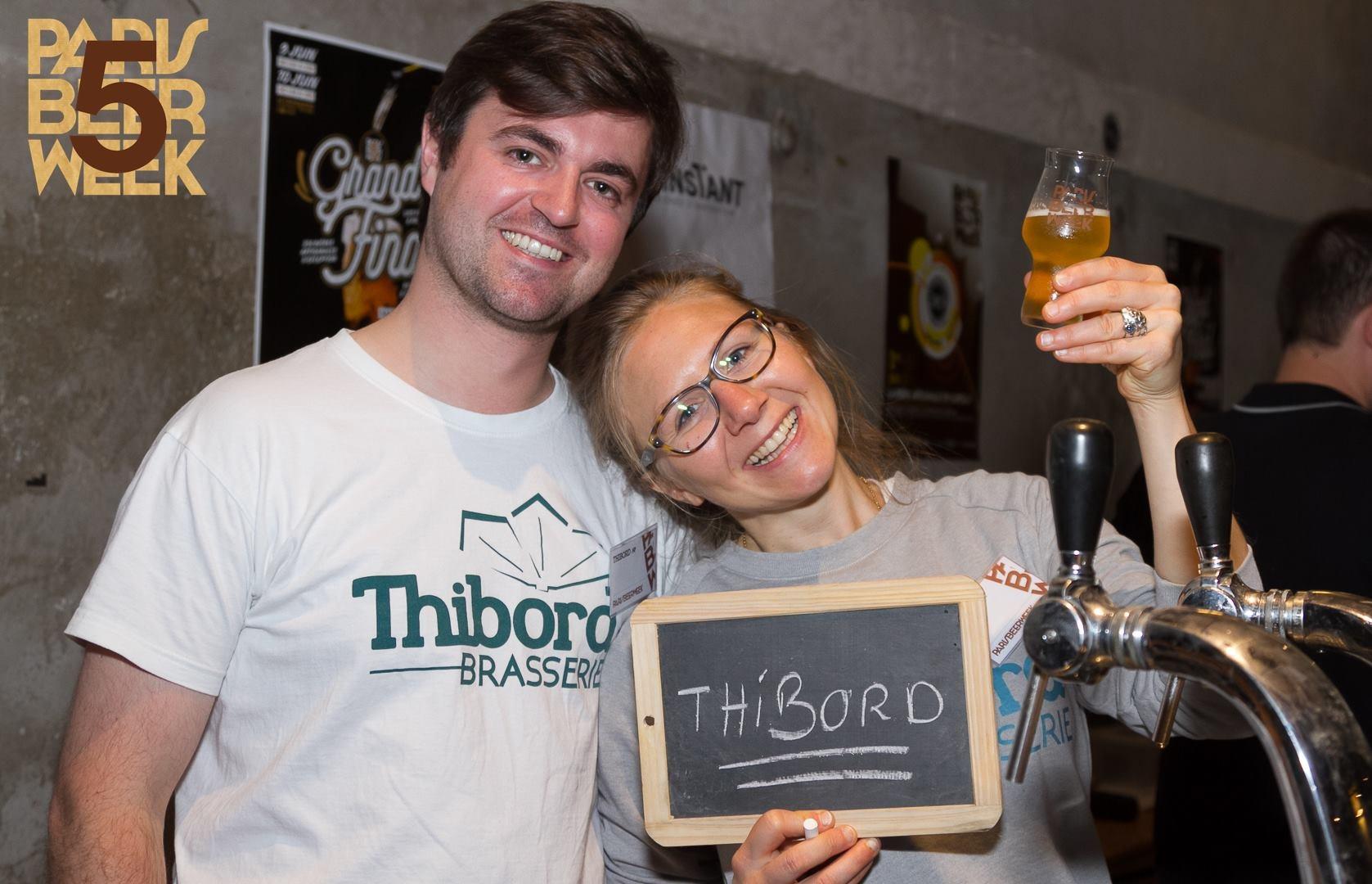 Ritorno alle origini: alla scoperta della Brasserie Thibord, una bella realtà di Francia!