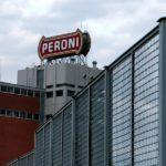 Birra Peroni: volumi -15% a causa covid
