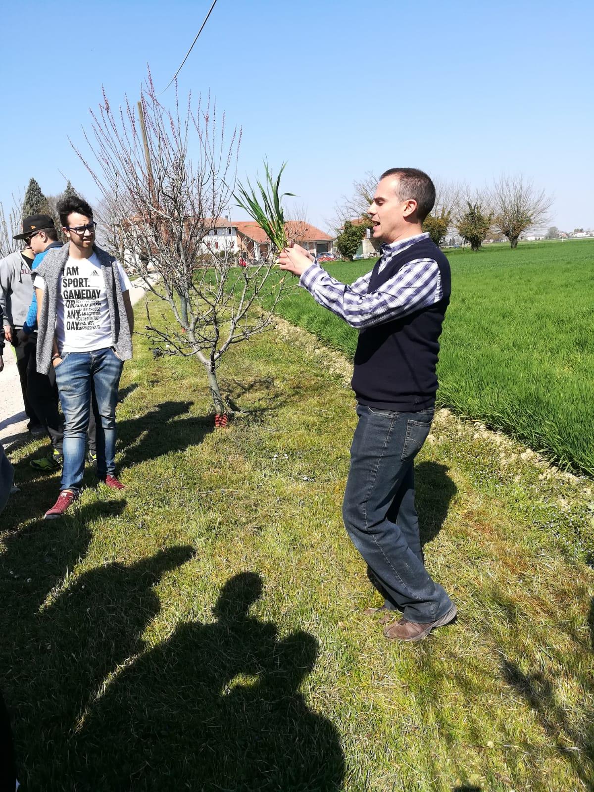 I futuri Mastri birrai di Torino a lezione di cereali, luppolo e maltazione al Birrificio contadino Cascina Motta!