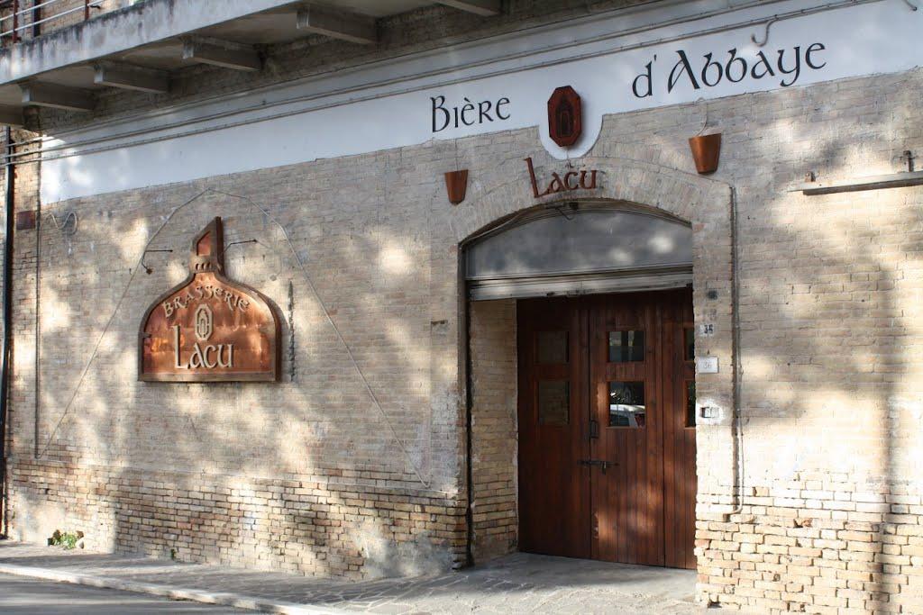 Brasserie Lacu, ai piedi del Gran Sasso