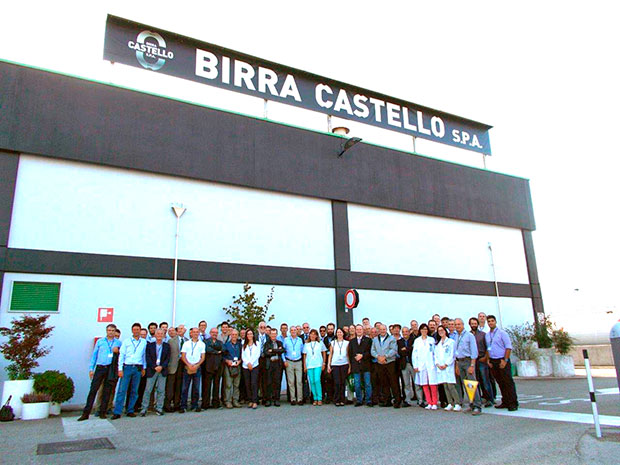 Birra Castello il maggior produttore di birra italiana