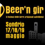 Beer'n gir, il festival delle birre artigiani valtellinesi a Sondrio!