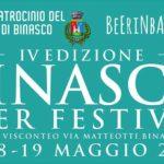 Nel WE la quarta edizione del Binasco Beer Festival!