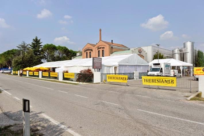 La storia di Theresianer: antica birreria di Trieste