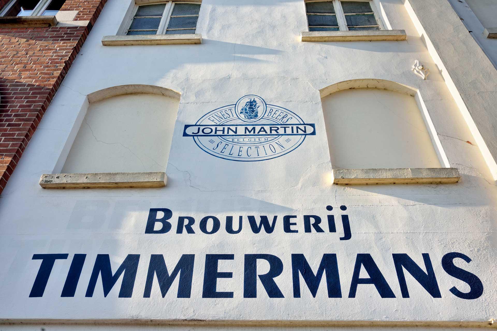 La Brasserie de Waterloo, Brouwerij Timmermans e la Bourgogne des Flandres Brewery: la grande famiglia allargata di John Martin