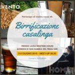 A San Daniele del Friuli un corso per aspiranti homebrewers!