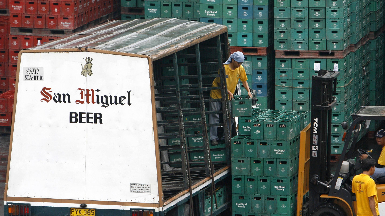 San Miguel, la prima fabbrica di birra nel sud-est asiatico