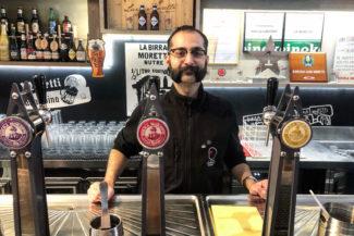 La birra del Mercato Centrale: intervista con Francesco Giancaterino, il responsabile birreria!