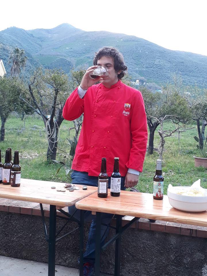 Birrificio Arechi: birra di campagna a vocazionalità territoriale
