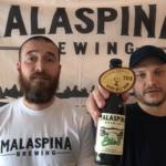 Due amici, un lago e la passione per le birre: ecco Malaspina Brewing!