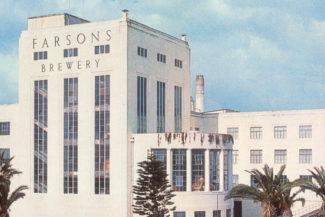 Prima fabbrica di birra a Malta: Simonds Farsons Cisk Brewery