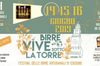"""A Vigevano nel WE si celebrano le """"Birre Vive Sotto la Torre""""!"""