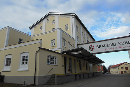 Kühbacher sarà allo Special Beer Expo 2019
