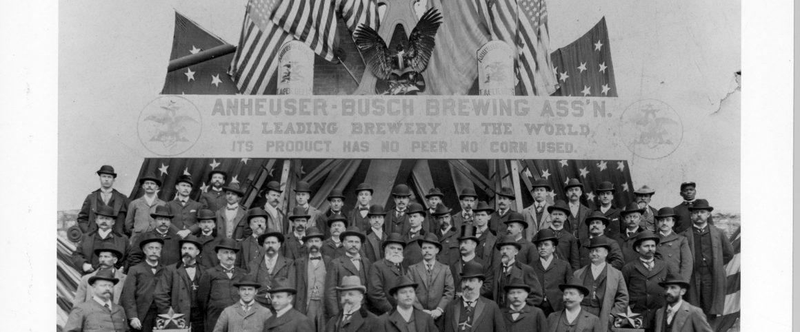 Dagli Stati Uniti: Anheuser-Busch, parte I, la storia