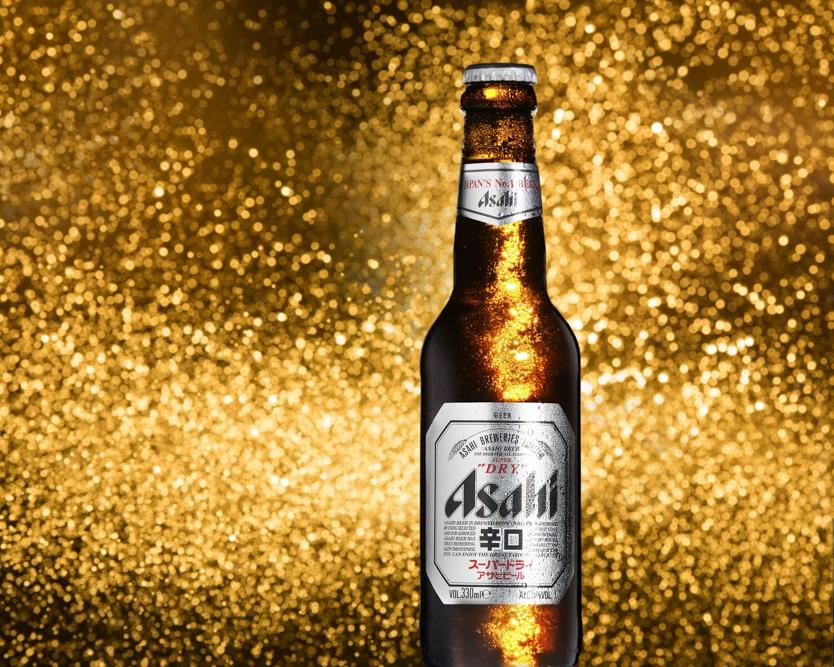 Continua la crescita di Asahi Super Dry in Italia!