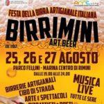 Da domani BirRimini: festa della birra con musica e street food