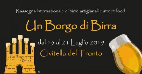 Un Borgo di Birra: una intera settimana di festa a Civitella del Tronto