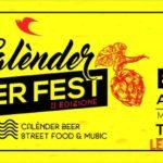Torna il CALÈNDER BEER FEST per un'edizione più che esplosiva!