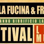 Venerdì e sabato si festeggia il compleanno del Birrificio La Fucina: una grande festa!